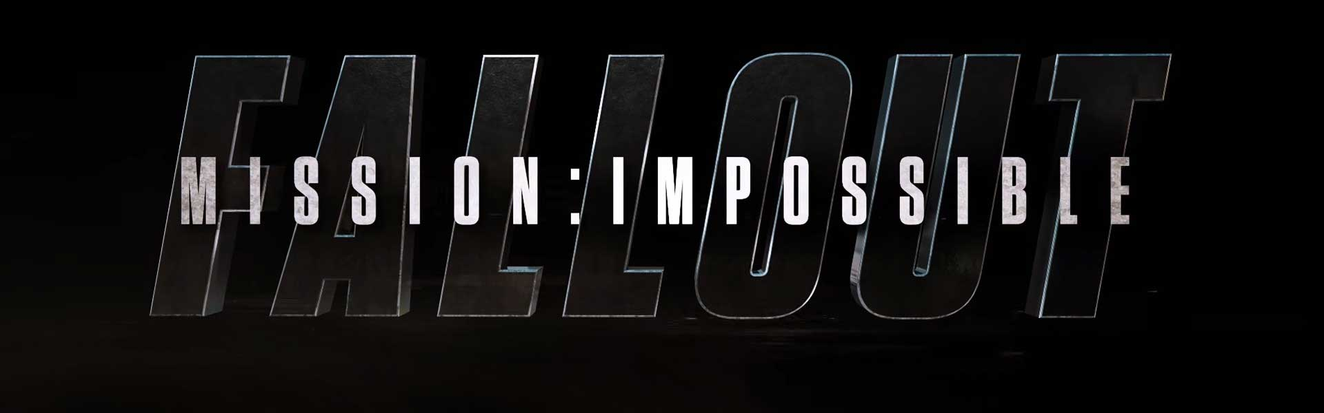 Mission Impossible Fallout Score by Lorne Balfe